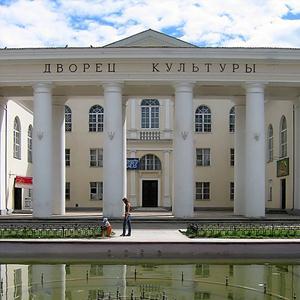 Дворцы и дома культуры Издешково