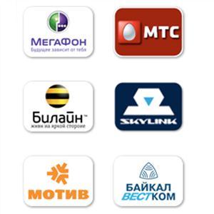 Операторы сотовой связи Издешково