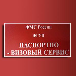 Паспортно-визовые службы Издешково
