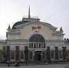 Железнодорожные вокзалы в Издешково