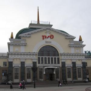 Железнодорожные вокзалы Издешково